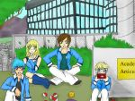 Articuno Blue Quad by broken-with-roses