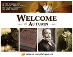 Welcome to Autumn - Patreon by rickycolson