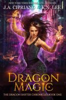 Dragon Magic  (Book Cover) by FrostAlexis