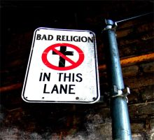 BAD RELIGION by koze420