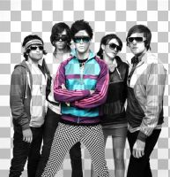Cobra Starship by MadxRainbow