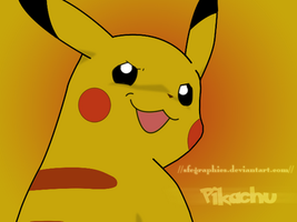 02. Pikachu by sfegraphics