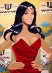 Diana- Red Carpet Goddess by DESPOP