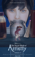 Secret World of Arrietty by Aerie-Faerie