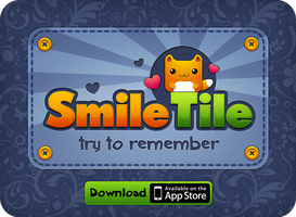 Smile Tile (try to remember) by sharandula