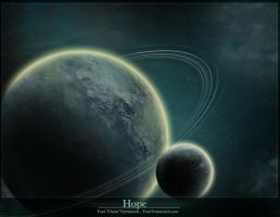 Hope by Ulario