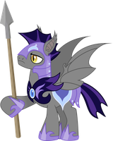 Lunar Bat Guard by TheShadowStone