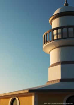 Lighthouse by JWabbit