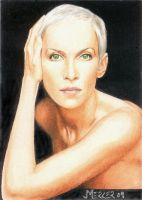Annie Lennox PSC by jenchuan