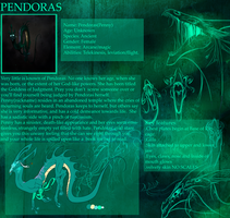 ..:Reference Sheet:..:Pendoras:. by Dark-Spine-Dragon