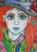 Mad Hatter by Blue-Moon-Angel