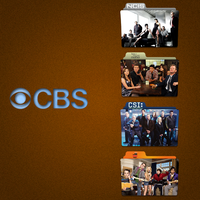 CBS folder icon pack by Kliesen