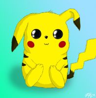 Pika! by fleeex