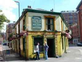 Wilson's Peveril of the Peak Pub by rlkitterman