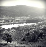 Drammen in Norway by Ecnest