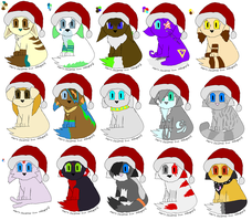 Christmas Gifts -click- by oldforgegirl