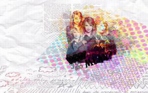 Taylor Swift||MeanWallpaper by AnelEditons