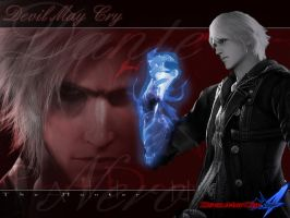 Devil May Cry Wallpaper by Jujin