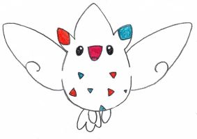 togekiss by FrozenFeather