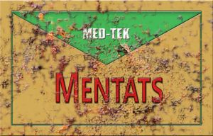 Mentats Rust Label by appleofecstacy