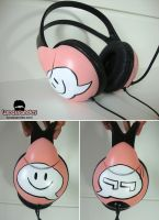 Emoticons Headphones by LucasSandes