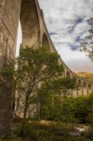 Glenfinnan Viaduct 6 by ikthius