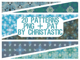 Patterns Set 5 by italianscallion33