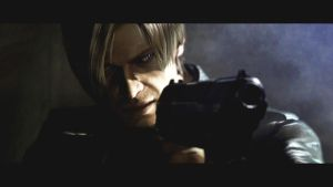 Leon in RE6-HQ by ninaxleon