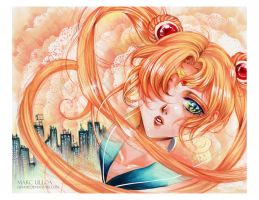 Bishoujo Senshi Sailor Moon by Giname