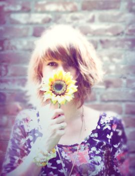 . miss sunflower by MagicalTears