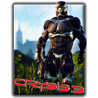 CRYSIS3 icon by pavelber