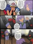 Invisible Pg 2 by SkiM-ART