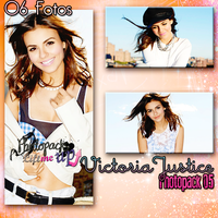 Photopack 05 Victoria Justice by PhotopacksLiftMeUp