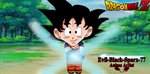 Chibi Goku by Evil-Black-Sparx-77