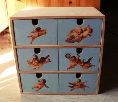 Chest of drawers by RevelloDrive1630