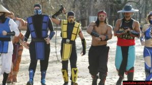 Mortal Kombat Thugs by ghettotaekwondo