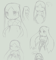 KoS Sketches.... by TheQuietDummy