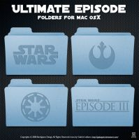 StarWars Ultimate Episode by igabapple