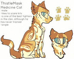 ThistleMask ref by Peculiar-NomNom