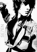 Se7en - SE7OLUTION by yuya-yo