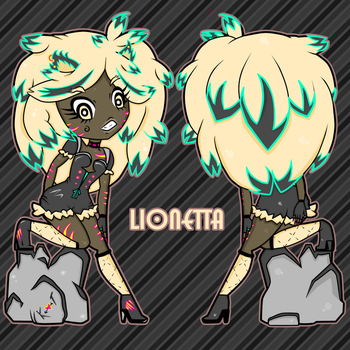 Lionetta Patch Together by LolitaTequila