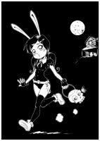 Lapin de la nuit concept 2 by Carlos-the-G