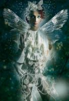 Not your Grandmothers Guardian Angel by rustymermaid