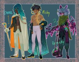 (CLOSED) Auction Adopts 15 by SunnyCove