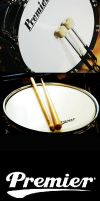 Premier Drums by AndyPK