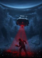 Red Handed - NMS Fan Art by Xiox231