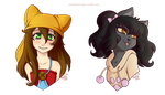 Contest Prizes: Young Cuties by WishingStarInAJar
