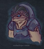Grunt by StarbuckViper
