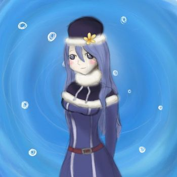 Juvia Loxar by Doudoulove
