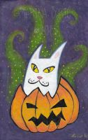 Halloween Card by Stardust-Splendor